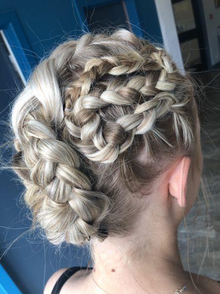 bridal hair dumfries