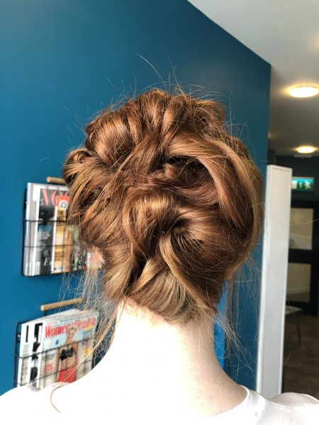 hair up dumfries