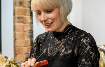 Dawn Wella Trend Vision Colour Finalist
