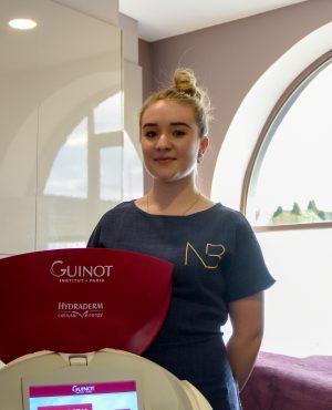 Sarah Guinot Expert