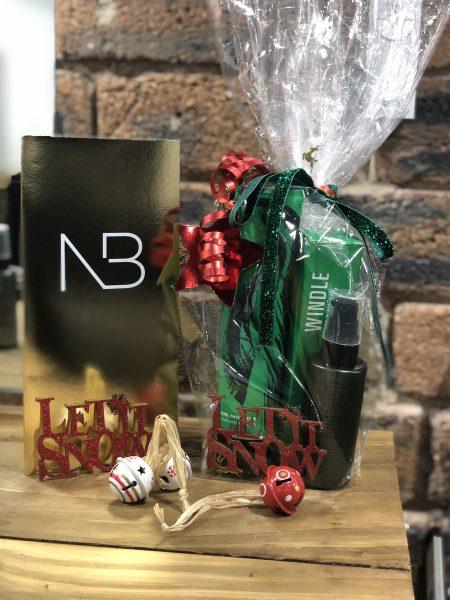 Windle & Moodie Christmas gift