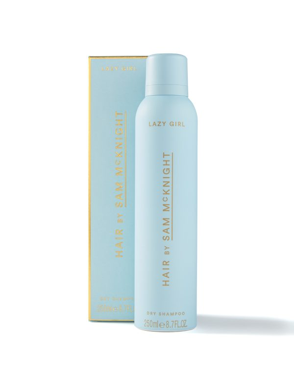 Sam McKnight Lazy Girl Dry Shampoo