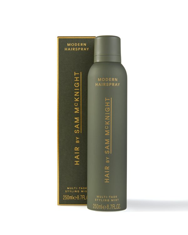 Sam McKnight Modern Hairspray Styling Mist
